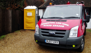Portable Toilet Hire for events and building sites